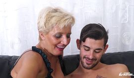 Granny Shadow Knows How To Suck And Fuck