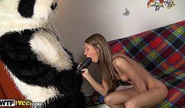 Anjelica And The Panda