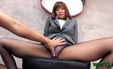 Impressive Nude Porn With A Steamy Japanese Avid For Jock