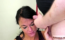 Short Hair Bdsm And Tall Girl Dominates Small First Time Tal