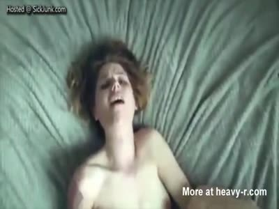 Crack Whore Tripping Out On Anal