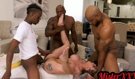 Karma Rx Fucked Hard By 3 BBC In BOB (Episode 4 )