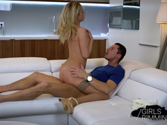 Naughty Wife Vienna Reed And Punishment In Form Of Rimming
