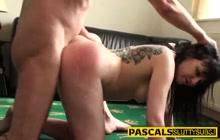 Restrained Slut Rides
