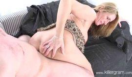 Crystal Saunders Hardcore Mature Slut HD