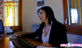 Angell Summers French Bank Office Director Is A Whore