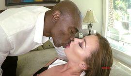 Slut Loves A Big Black Cock Inside Her
