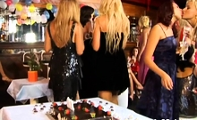 Smutty Birthday Party Turns Into A Wild And Sexy Fuckfest