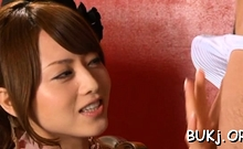 Voluptuous Asian Akiho Yoshizawa Gets It Too Hard