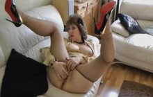 Naughty Wife Is Ready For Action