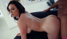 Gorgeous Babe Kendra Lust Blacked Out