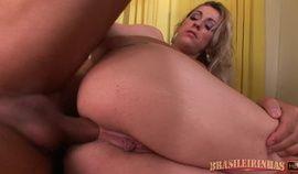 Hot Blonde Vixen Suck And Fuck A Big One