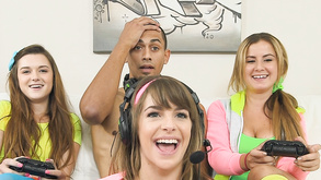 Payton Lee And Kimmy Granger Are Sharing One Black Dick