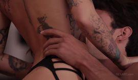 Malena Morgan Watching Threesome