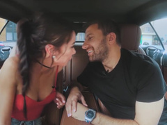 Katrin Tequila Had A Lot Of Cocks And Now Kisses Armenian Guy